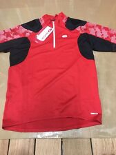 Sugoi Evo X Mens Cycling Jersey X-X-Large Chili Red Road Mountain #6