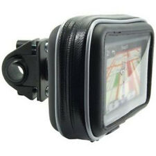 "WaterProof CASE AND BIKE MOTORCYCLE MOUNT FOR 4.3"" 5"" Garmin NUVI TOMTOM XXL GPS"