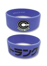 Official Licensed Anime Dragon Ball Z Capsule PVC Wristband #88003