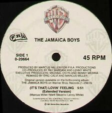 THE JAMAICA BOYS It's That) Lovin' Feeling - Warner