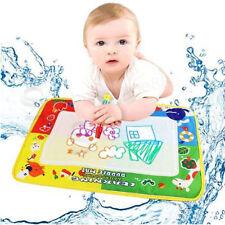 29 19CM Enfant Jouet Dessin À L'eau écriture Peinture Tapis Plaque Stylo Magique