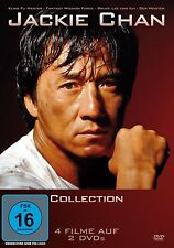 Jackie Chan Collection - 4 Filme - DVD - Neu
