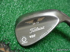 Nice Titleist Vokey Sm4 Raw Spin Milled 56-11 56 degree Sand Wedge SW Kbs Tour V