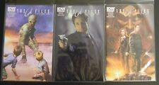 IDW Comics The X-Files Season 10 5 6 14 Sub cover Season 11 1 1 Sub cvr 2 2 Sub