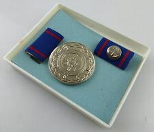 Medaille treue Dienste Seeverkehrswirtschaft Binnenschiffahrt Silber, Orden3012
