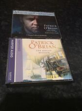 Master and Commander & The Ionian Mission Audiobooks by Patrick O'Brian