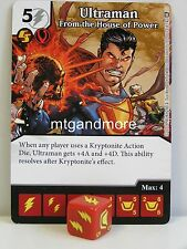 DC Dice Masters - 2x #073 Ultraman From the House of Power - World´s Finest