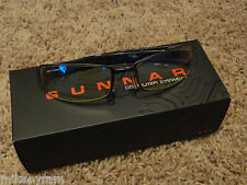 Gunnar Optiks PPk Advanced Computer/Gaming Eyewear - Darksteel - Amber