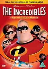 THE INCREDIBLES - DVD - REGION 2 UK