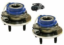 1997-2005 CADILLAC Deville (ABS) Front Wheel Hub Bearing Assembly (PAIR)