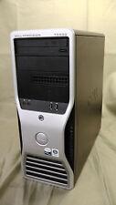 Dell Precision T5400 Workstation Xeon E5430 QC 2.66GHz / 4GB / 320GB #7408