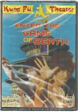Kung Fu Theater Enter The Game Of Death Dubbed In English DVD New 2006