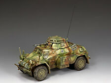 WS210 Sd. Kfz. 222 Armoured Car (Normandy) by King & Country