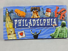 RARE Philadelphia In A Box Game Celebrating The City of Brotherly Love Complete