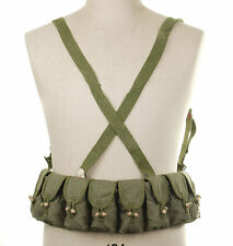 Surplus Chinese SKS Type 56 Semi Ammo Chest-Rig Bandolier Pouch