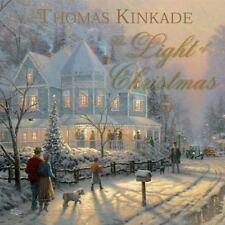 The Light of Christmas by Kinkade, Thomas, Good Book