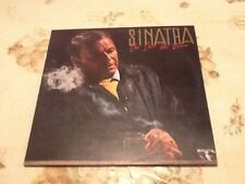 LP FRANK SINATRA SHE SHOT ME DOWN W 54117 EX-/VG+ ITALY PS 1981 GBG