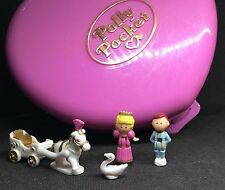 Polly Pocket Mini �� 1992 - Polly Pocket Starlight Castle Playset light 100%