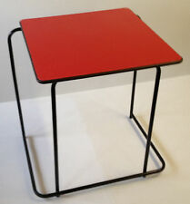 Exam Study stacking stackable Class Room school student training table desk red