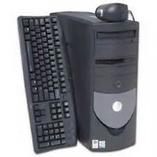 Dell Optiplex GX240 Windows 98SE,P4 1.7GHz,128MB,20GB,CD,dual serial ports (2)