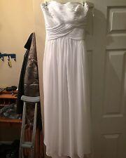 New Strapless Wedding Dress size 8