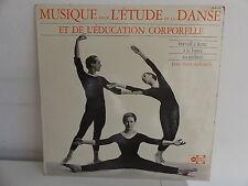 Musique pour l étude de la danse JACQUES LACOME GILBERTE COURNAND GILBERT MAYER