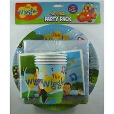 """THE WIGGLES""    40 Piece - Party Pack for 8 Party Guests!"