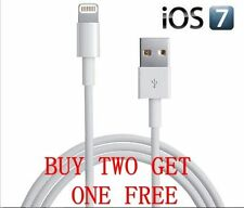 Usb Lead Sync Charge 8 Pin Data Cable Charger For iPhone 5 iPad Mini iPad AirETC