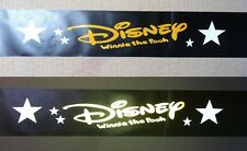 Amazing Reflective Disney Windscreen Windshield Car Sticker Decal For Mini Audi