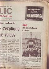 journal le bien public mercredi 21 avril 1976