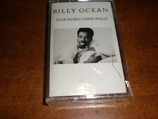 Billy Ocean CASSETTE  Tear Down These Walls NEW