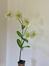 Artificial plants&flowers Wedding Flower Large Butterfly Phalaenopsis Orchid F72