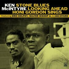 Ken McIntyre - Stone Blues + Looking Ahead + Honi Gordon Sings (3 Lps On 2 Cds)