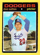 1971 TOPPS #361 DON SUTTON DODGERS