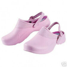 Landeau Footwork Rx Dog Cat Groomers' Clogs SZ 6 PINK  CLEARANCE!