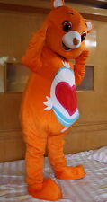 Professional New Care Bear  Mascot Costume Fancy Dress Adult Size