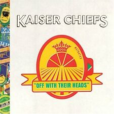 KAISER CHIEFS - OFF WITH THEIR HEADS: CD ALBUM (2008)