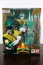 GREEN RANGER SH Figuarts Mighty Morphin Power Rangers Figure MMPR MIB US VERSION