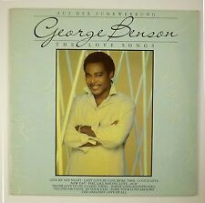 """12"""" LP - George Benson - The Love Songs - B1440 - washed & cleaned"""