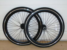 Fixed gear Bike Wheels, 700c Fixed gear bike wheel. Triple Wall 40mm