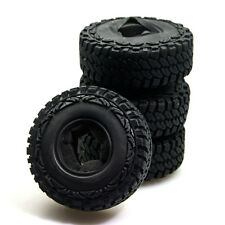 """4pcs 1.9"""" Tyres Tire 114mm OD for Crawler tamiya cc01/F350, RC4WD AXIAL SCX10"""