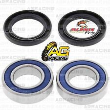 All Balls Rear Wheel Bearings & Seals Kit For KTM MXC 520 2002 Motocross Enduro