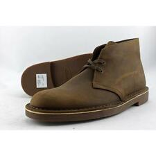 Clarks Bushacre Men US 8 Brown Chukka Boot Blemish  15182