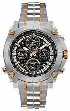 "Bulova 98G256 ""Precisionist"" 262 kHz Stainless-steel Divers Chronograph Watch"