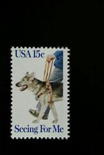 1979 15c Guiding Eyes for the Blind, Dog Scott 1787 Mint F/VF NH