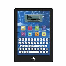 Just Kidz Kids Learning Bilingual Pad Kid's LCD Learning Tablet