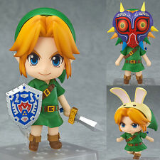 The Legend of Zelda Link Majora's 3D Mask Ver.Nendoroid 553 PVC Action Figure#JK