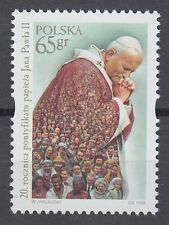 POLAND 1998 **MNH SC#3423 Pontificate of John Paul II,