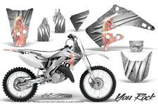 HONDA CR 125 250 02-15 GRAPHICS KIT CREATORX DECALS STICKERS YRW