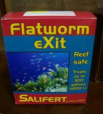 SALIFERT FLATWORM EXIT 0.35 OZ - AQUARIUM REEF SAFE MEDICATION FISH TANK SICK